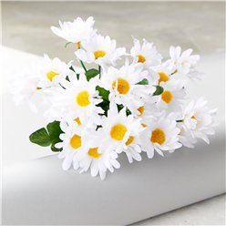 White Daisy Bouquet Decoration