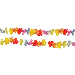 Hawaiian Lei Bunting 1 (Decoration)