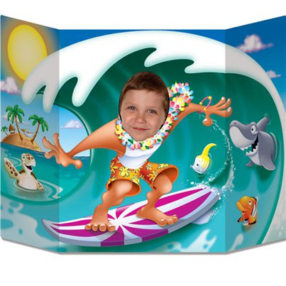 Surfer Dude Photo Prop - 64cm