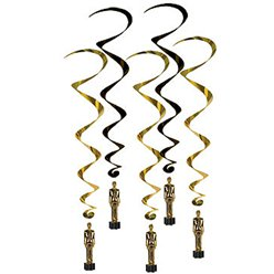 Hollywood Awards Night Whirls - 3ft 4''