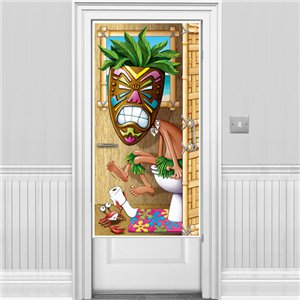 Tiki Man Door Cover 1 (Decoration)