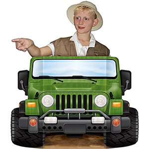 Jungle Safari Photo Prop - 64cm