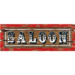 Saloon Sign - 55cm