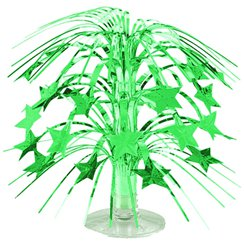 Green Star Mini Cascade Table Centrepiece - 22cm