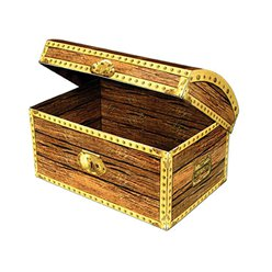 Treasure Chest Box - 20cm
