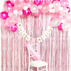 Pink Baby Shower Decorating Kit