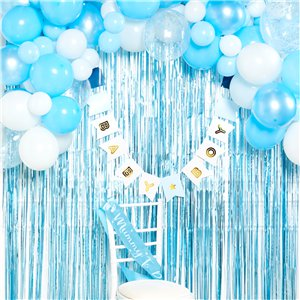 Blue Baby Shower Decorating Kit