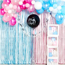 Deluxe Gender Reveal Decorating Kit
