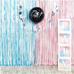Gender Reveal Decorating Kit