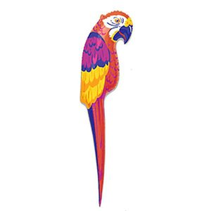 Inflatable Parrot - 1.2m