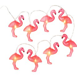 Fun Flamingo Lights - 1.25m