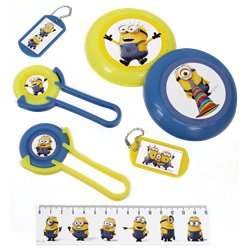 Minions Favour Pack