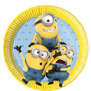 Minions Party Pack - Value Pack For 8