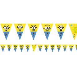 Minions Bunting - 3.3m