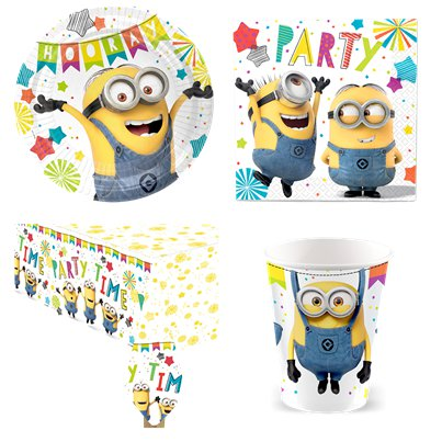 Minions Value Party Pack