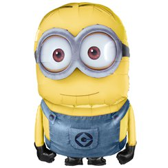 Minions Balloon - Airwalker - 28""