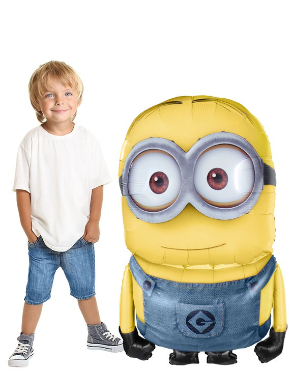 Minions Balloon - Airwalker - 43""