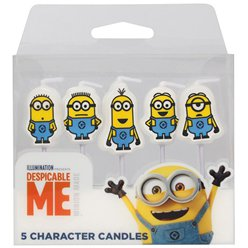 Minions Candles Picks