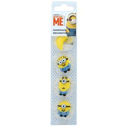 Minions Sugar Toppers