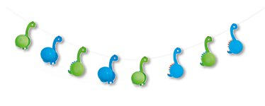 Dinosaur Party Balloon Garland Kit