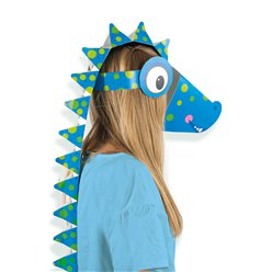 Dinosaur Party Headdress
