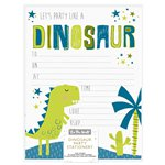 Dinosaur Party Stationery - Invitations & Thank You Notes