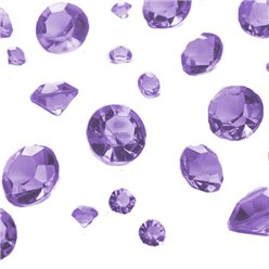 Lilac Table Diamantes