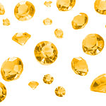 Gold Gem Table Diamantes - Assorted