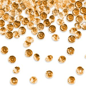 Gold Table Diamantes