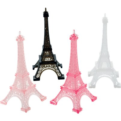 A Day in Paris Eiffel Tower Multipack