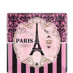 A Day in Paris Dessert Plates - 18cm Party Party Plate