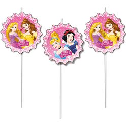 Disney Princess Plastic Drinking Straws