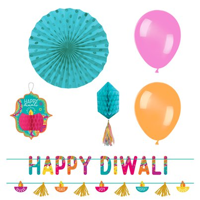Diwali Deluxe Decoration Kit