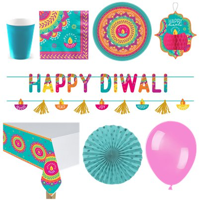 Diwali Deluxe Party Kit