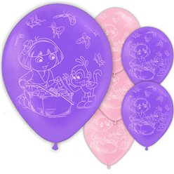 Dora the Explorer Balloons - 12