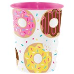 Doughnut Time Favour Cup