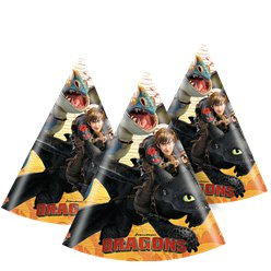 How To Train Your Dragon Party Hats