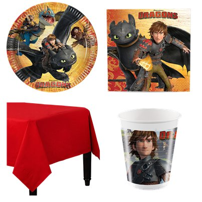 How To Train Your Dragon Value Party Pack