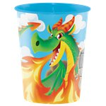 Dragon Plastic Favour Cup - 452ml