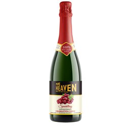 Non-alcoholic Bubbly - Pure Heaven Red Grape