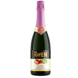 Non-alcoholic Bubbly - Strawberry