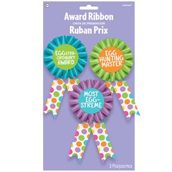 Egg Hunt Award Ribbons