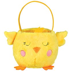 Easter Chick Egg Hunt - Gift Basket