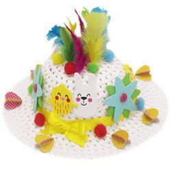 Make Your Own Easter Bonnet Craft Set