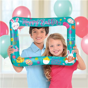 Easter Inflatable Selfie Frame - 45cm x 64cm