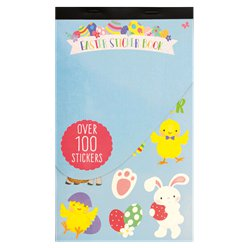 Easter Sticker Book - Over 100 Stickers