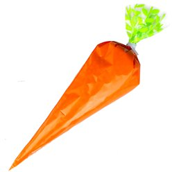 Easter Carrot Cello Bags - 28cm