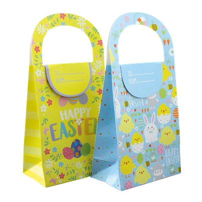 Easter Treat Bags - 10x22cm