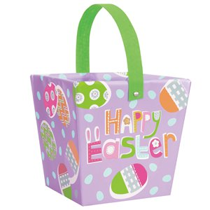 Easter Egg Hunt Paperboard Bucket