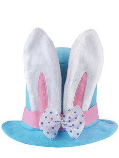Easter Bunny Hat with Ears